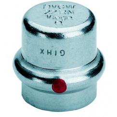 Viega Prestabo kap 1156 28 mm. verzinkt Verzinkt 643614