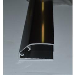 Guo Free Towel magneet profiel 200 cm. chroom Chroom