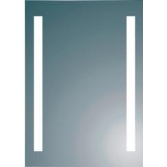 Novio Wessel spiegel 70x80 cm. met verticale verlichting