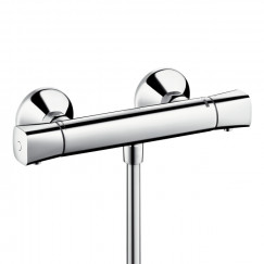 Hansgrohe Ecostat S universele douchethermostaat 15 cm.