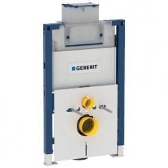 Geberit Duofix omega inbouwreservoir h82 front/planchetbediening  111.010.00.1