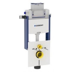 Geberit Kombifix omega inbouwreservoir h98 front/planchetbediening