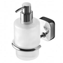 Geesa Thessa zeepdispenser wand 200 ml. chroom Chroom 912416-02