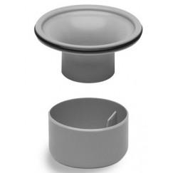 Easydrain Multi /fixt waterslot 30 mm.  SERWS30