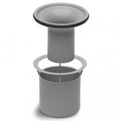 Easydrain Multi /fixt waterslot 50 mm.  SERWS-50