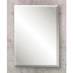 Novio Facet spiegel 60 x 80 cm. bxh facetrand 25 mm. m/bev.
