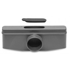 Easydrain  compact sifon met waterslot 50 mm.  SPAMOD02