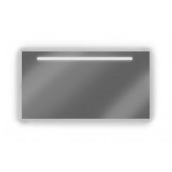 Looox X-line spiegel 120x70 cm. met led - verwarming - sensor  SPX1200-700B