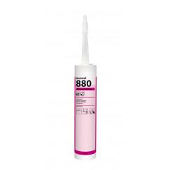 Eurocol 880 Euroseal siliconenkit  wit 310ml Wit 8802