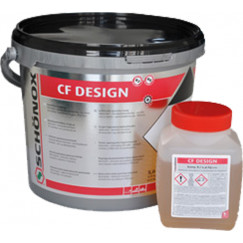 Schonox Cf epoxyharsvoeg emmer a 5 kg. wit Wit 484763