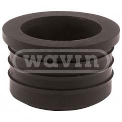 Wavin  rubber manchet 43,7x32 mm. voor in buis 50 mm.  3199004030