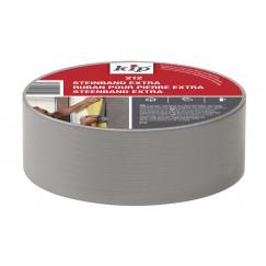 Kip  212 steenband extra 48 mm. rol 50 m. zilver Zilver 212-48-1