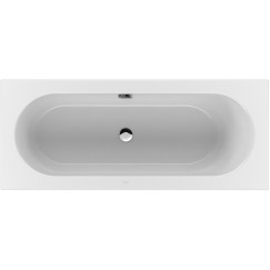 Villeroy & Boch Loop & Friends bad rechthoek 180x80cm duo wit Wit UBA180LFO2V-01