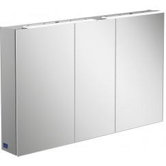 Villeroy & Boch My View One spiegelkast 130,7x74,6 cm. met 3 deuren met led na  A4411300