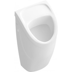 Villeroy & Boch O.novo/omnia Classic compact urinoir zonder deksel wit Wit 75570001