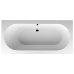 Villeroy & Boch Oberon bad rechthoek 190x90cm duo wit Wit UBQ199OBE2V-01