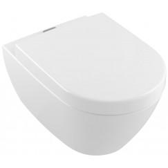Villeroy & Boch Subway 2.0 wandcloset direct flush en vifresh ceramic+ wit Wit 5614A1R1