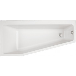 Villeroy & Boch Subway bad offset 170x80cm links wit Wit UBA178SUB3LIV-01