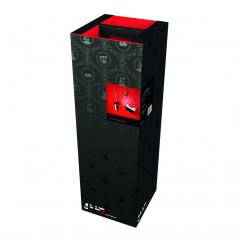 Geesa Aim accessoires pack 918408-918411-918413-02+borst.chr Chroom 918400-02-115