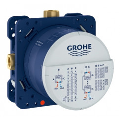 Grohe Rapido Smartbox basisgarnituur voor thermostaat  35600000