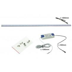 Novio Ivo indirecte led verlichting 95 met kabel en driver Wit