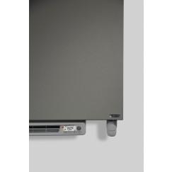 Vasco Niva N1l1-el-bl electr.radiator m/blower 620x1825 2250w wit s600 Wit S600 113200620182500000600-0000