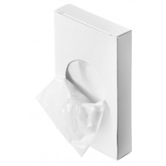 Geesa Hotel hygiene zakjeshouder chroom Chroom 91122ABS