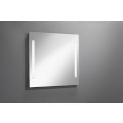Novio Wessel spiegel 90x80 cm. met led verlichting verticaal
