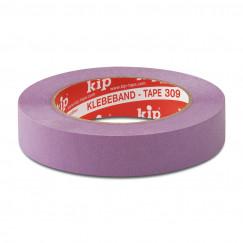Kip  masking tape 24 mm. rol 50 m. lila Lila 309-22