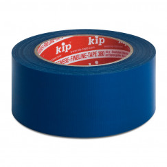 Kip Fineline tape 25 mm. rol 50 m. blauw Blauw 380-24