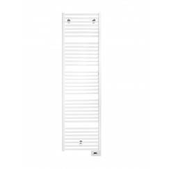 Vasco Iris Hd-el radiator electrisch 50x179cm 1000watt wit 9016 Wit Ral9016 113310500179000009016-0000