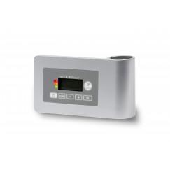 Vasco E-volve E-v regelelement v/elektrische radiator wit-alum.9006 Wit Ral9006 118400500009006