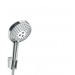 Hansgrohe Raindance Select P powderrain badset 125 cm. chroom Chroom 27669000