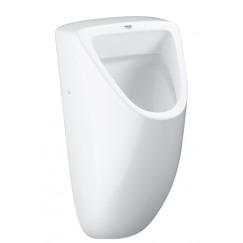 Grohe Bau Keramiek urinoir met verborgen inlaat Wit 39438000
