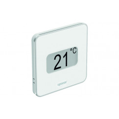 Uponor Smatrix Style ruimtetemperatuur-vochtsensor wit Wit 1087813
