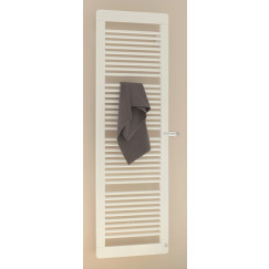 Kermi Credo radiator 1429x550mm 694watt thermost. wit ral 9016 Wit Ral9016 C3V101400552LXK