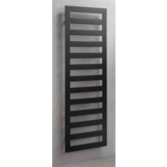 Novio Neptunus radiator 600x1470 mm. n9 as=50 mm. 714w charcoal Charcoal