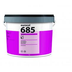 Eurocol 685 Eurocoat afdichtpasta emmer 7kg Roze 6851