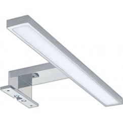Wavedesign Lucia spiegellamp 30 cm. 5 w. met trafo ip44 Mat Chroom 5855030031