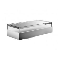 Emco Liaison zeepdispenser/planchet chroom Chroom 182100104