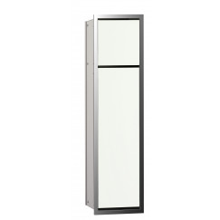 Emco Asis Module module light toiletmodule chroom-wit Chroom Wit 015-2037