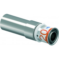 Uponor S-press Plus overgangskoppeling 20-22  1070617