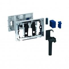 Geberit Sigma duofresh toiletstickhouder 12cm chroom Chroom 115.062.21.1