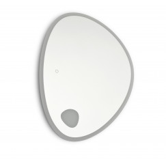 Novio Rocco spiegel indirect led-licht 60x80cm. 4000/6000k