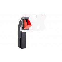 Starbluedisc  toiletblokhouder voor geberit sigma 12cm en up100  201.591.252