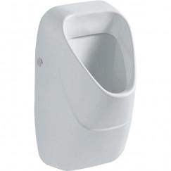 Geberit 300 Urinals urinoir keramisch rooster achterinlaat wit Wit S8601905000G