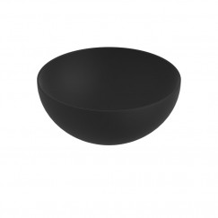Novio Dacapo wastafel rond mat zwart Mat Zwart