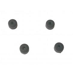 Geesa  rubber dopjes voor demping 4 stuks  91224128