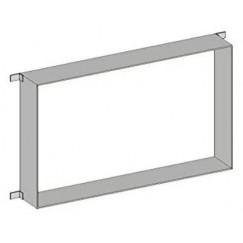 Emco Evo montageframe voor spiegelkast 80cm  939700002