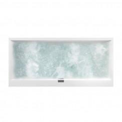 Villeroy & Boch Squaro Edge 12 hydropool comfort (hc) 190x80cm wit  UHC190SQE2A1V01
